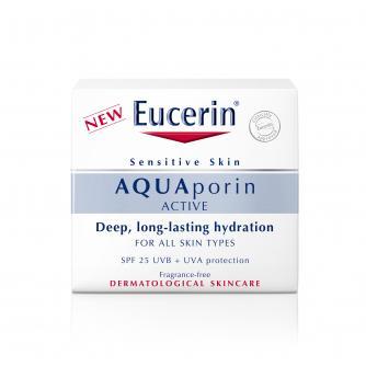 Eucerin Aquaporin Active SPF 25+UVA Intense Moisturiser