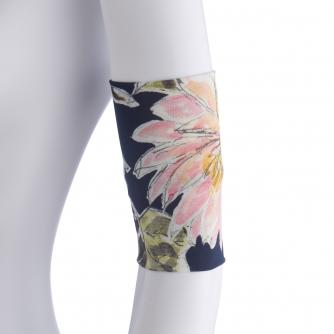 Hipheadwear PICC Line Cover Band in Flower Print