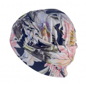 Hipheadwear Turban Cap in Flower Print
