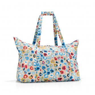 Reisenthel Compact Travel Holdall in Millefleur Floral