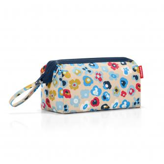 Reisenthel Travel Size Cosmetic Bag in Millefleur