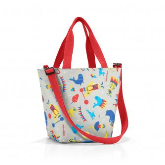 Reisenthel Kids Circus Shopper in Grey