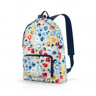 Reisenthel Compact Backpack in Millefleur Floral