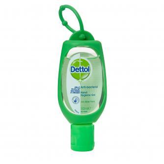 Dettol Hand Hygiene Gel in Aloe Vera