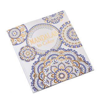 Usborne Mandalas Colouring Book