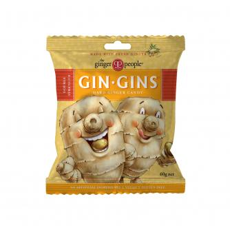 Gin Gin's Double Strength Hard Candy Bag
