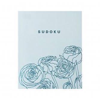 Sudoku Pantone Puzzle Book
