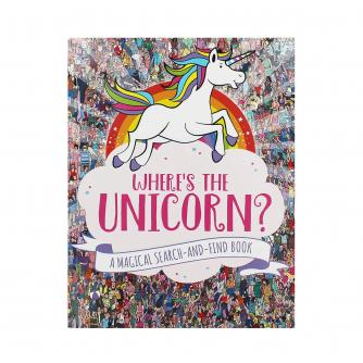 Where's The Unicorn? A Magical Search & Find Book