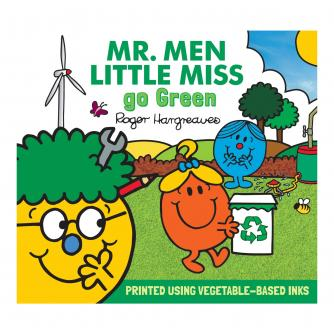 Mr Men Little Miss Go Green