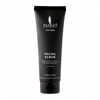 Sukin For Men Facial Scrub 125ml