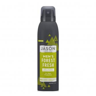 Jason Men's Forest Fresh Deodorant Spray 90g
