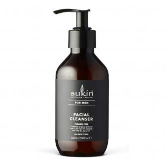 Sukin for Men Facial Cleanser 225ml