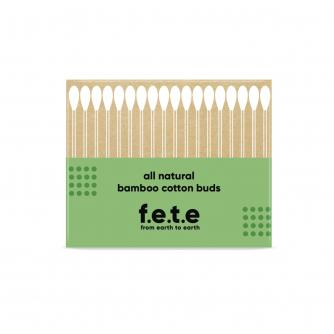 F.E.T.E Cotton & Bamboo Swabs