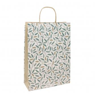Eco Nature Sustainable Floral Gift Bag