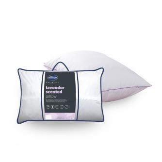 Silentnight Wellbeing Collection Lavender Scented Pillow