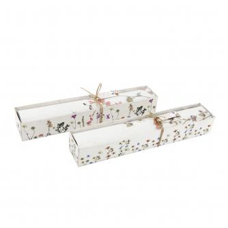 Les Fleurs Floral Fragranced Drawer Liners