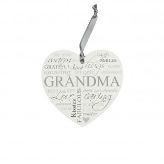 Grandma Plaque, Mother's Day Gifts, Cancer Research UK