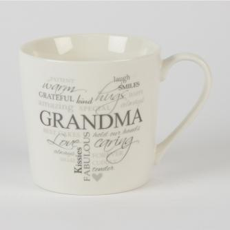 Grandma Mug, Mother's Day Gifts, Cancer Research UK