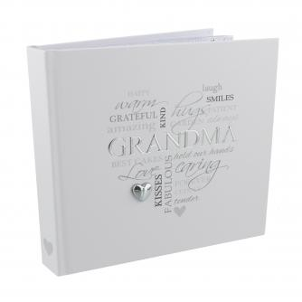 Grandma Photo Album, Mother's Day Gifts, Cancer Research UK
