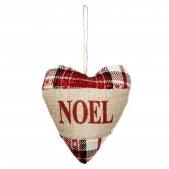 Noel Jute Heart Cancer Research UK Christmas Gift