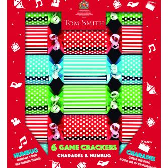 Novelty Race Game Crackers Cancer Research uk Christmas Crackers