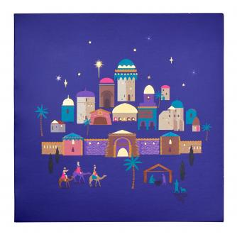 O' Little Town of Bethlehem Christmas Cards - Pack of 20