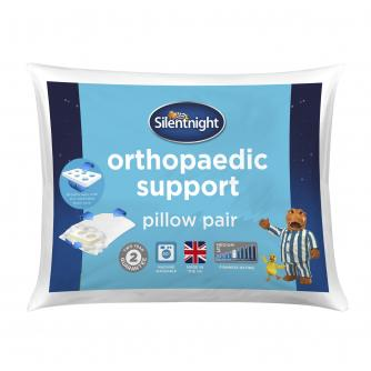 Silentnight Orthopaedic Pillow Pair
