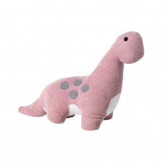 Pink Dinosaur Doorstop