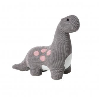 Grey Dinosaur Doorstop