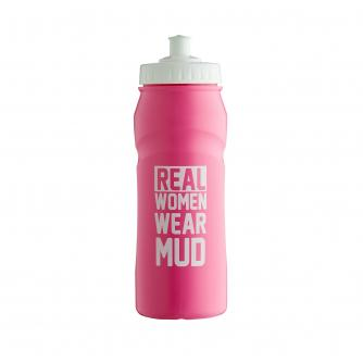 Pretty Muddy Water Bottle