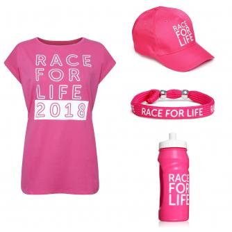Race for Life 2018 Starter Kit