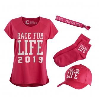 Race for Life 2019 Essentials Kit