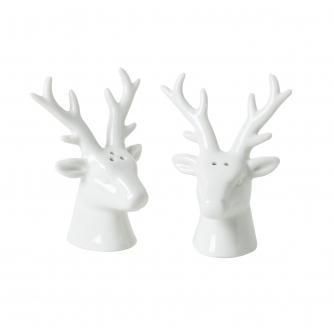 Reindeer Salt & Pepper Set