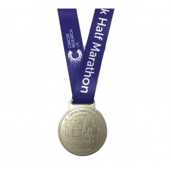 Shine Night Walk 2020 Medal - Half Marathon