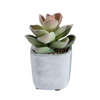 Mini Artificial Succulent Pot