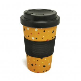 Stand Up To Cancer Reusable Bamboo Cup