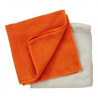 Microfibre Cleaning Cloths 2 Pack