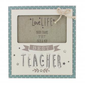 Cancer Research UK Online Shop, Thank You Teacher Gifts, Best Teacher Photo Frame
