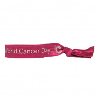 World Cancer Day 2021 Unity Band