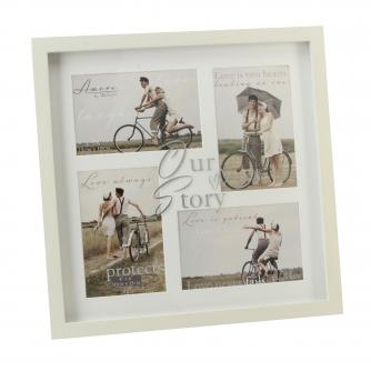 Collage Multi Aperture Frame, Wedding Gifts, Cancer Research UK