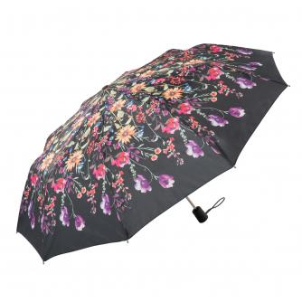 Floral Watercolour Print Umbrella