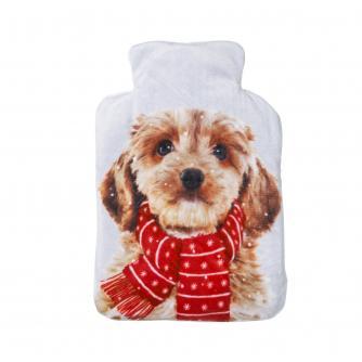 Winter Dog Hottie