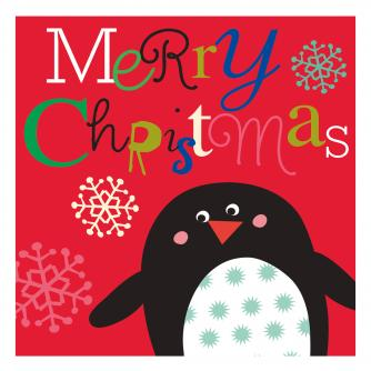 juvenile minis cancer research uk christmas card