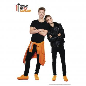 SU2C with YouTube Poster - Joe & Caspar