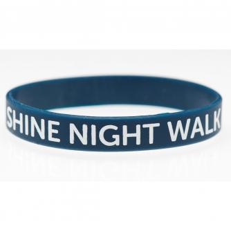 Shine Night Walk Wristband