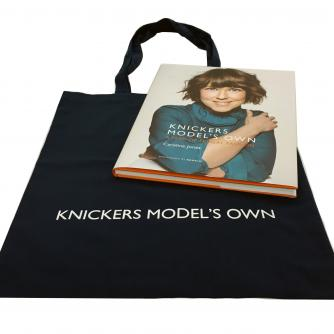 Knickers Model's Own Book & Shopper Bag Bundle