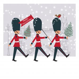 london christmas cancer research uk christmas card