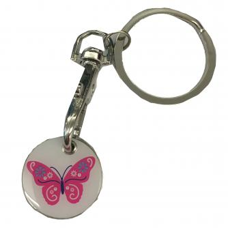 Butterfly Trolley Token