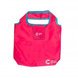 Cancer Research UK Foldaway Bag